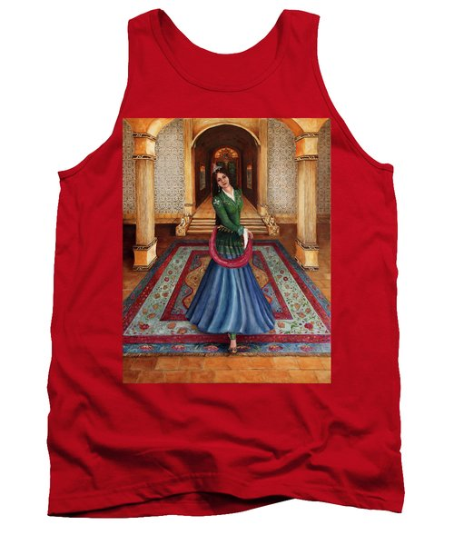 The Court Dancer Tank Top