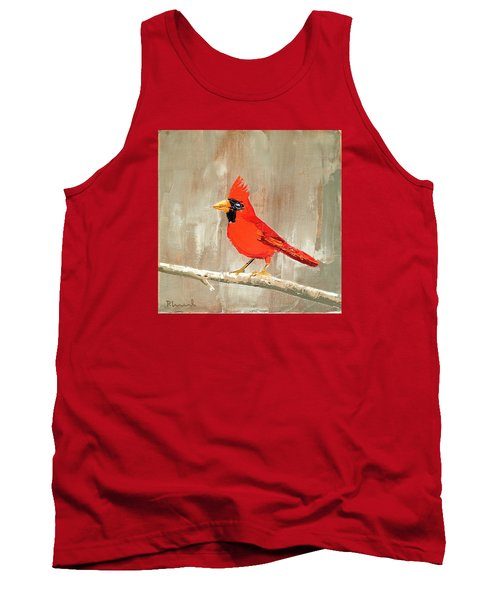 The Crooner Tank Top