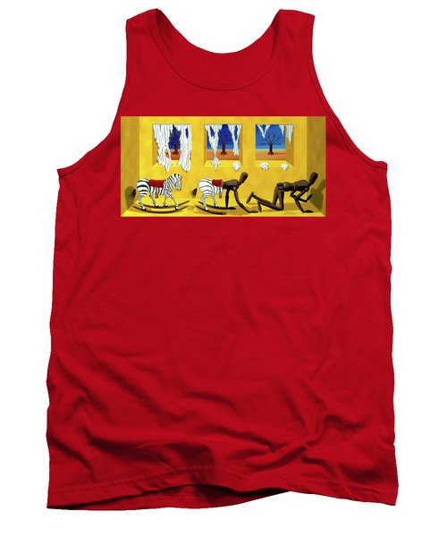 The Death Of Innocence Tank Top