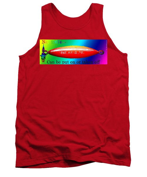 The Dirigible Sinker Tank Top
