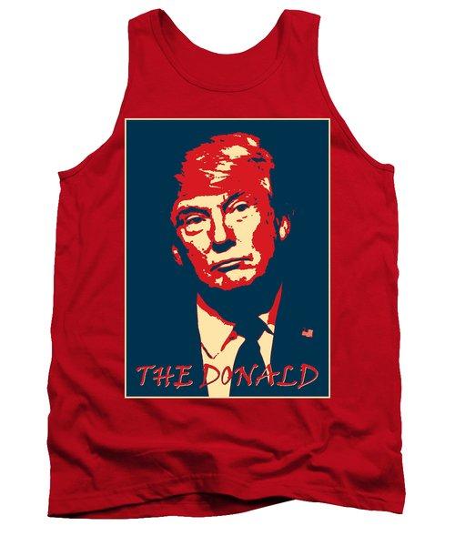 The Donald Tank Top