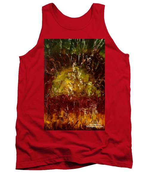 The Elements Earth #4 Tank Top
