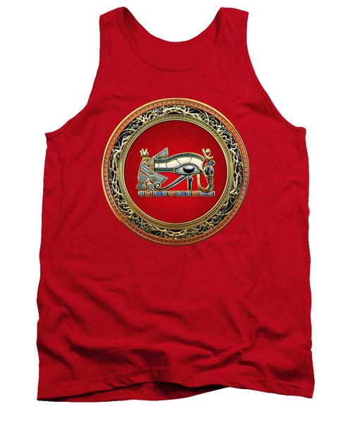 The Eye Of Horus Tank Top