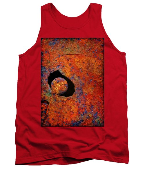 The Eye Of The Pelican Tank Top
