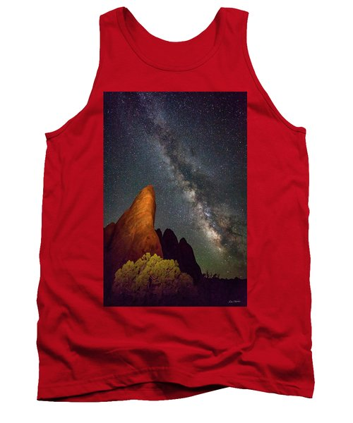 The Fins At Sand Dune Arch Tank Top
