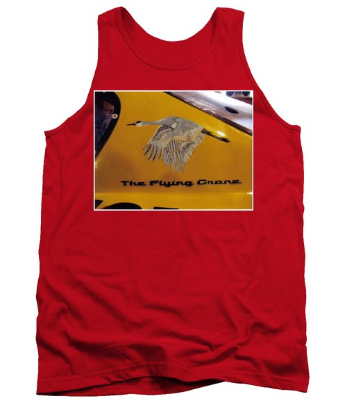 The Flying Crane Tank Top