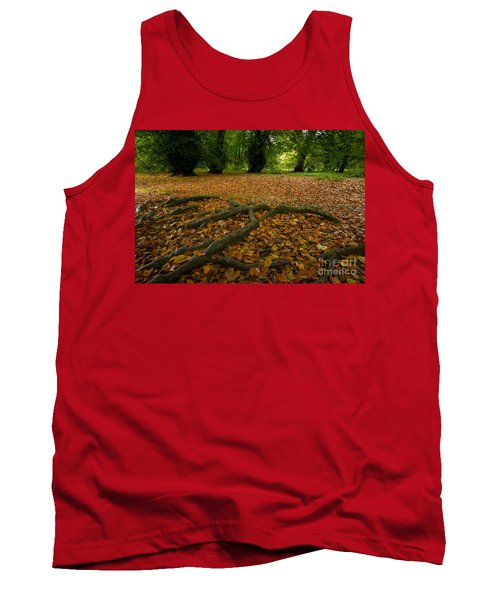 The Forest Floor Tank Top