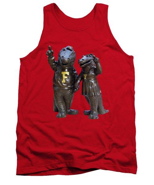 The Gators Transparent For T Shirts Tank Top