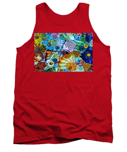 The Glass Ceiling Tank Top