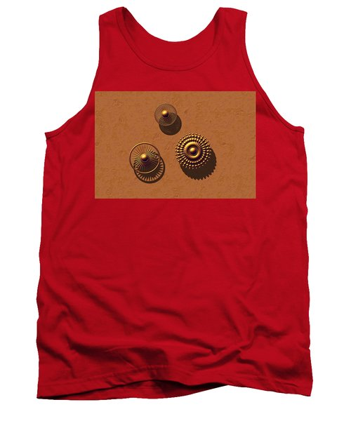 The Golden Ones Tank Top