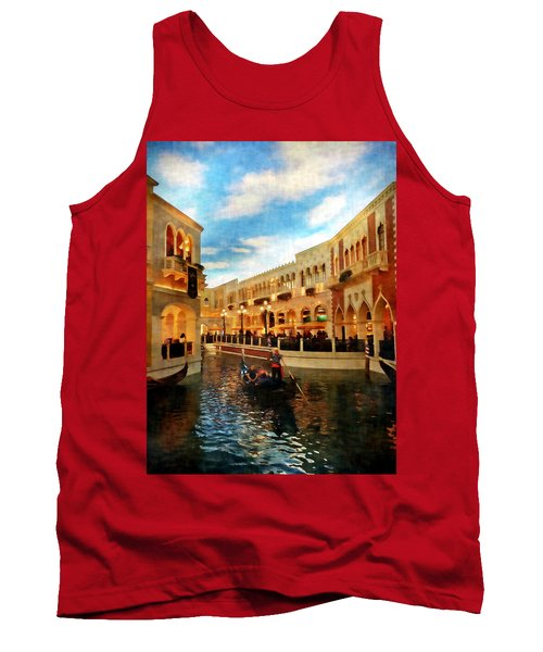 The Gondolier Tank Top