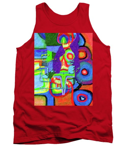 The Happy Gang Tank Top