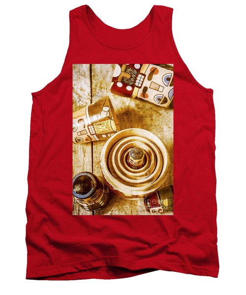 The Hidden Hand At Play Tank Top