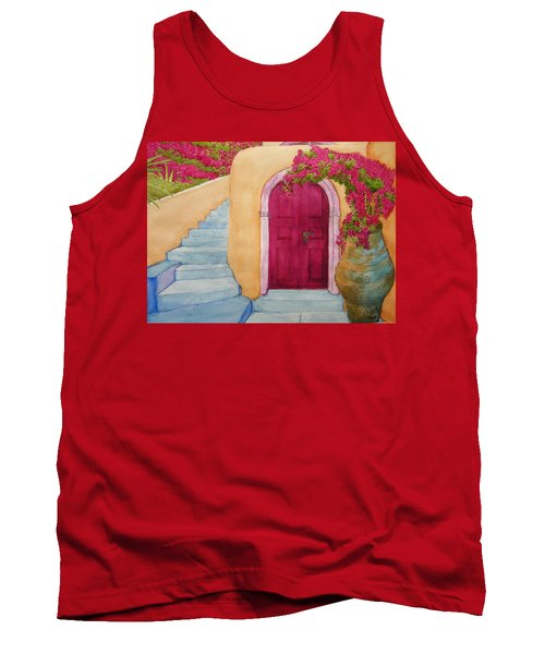 The Hideaway Tank Top by Rand Swift
