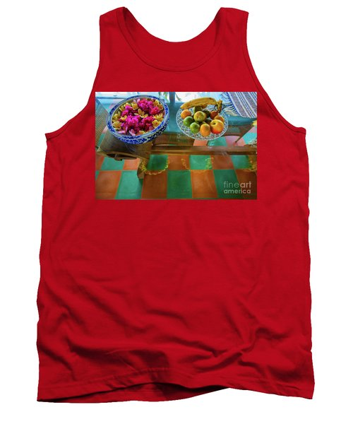 The Island Of God #11 Tank Top