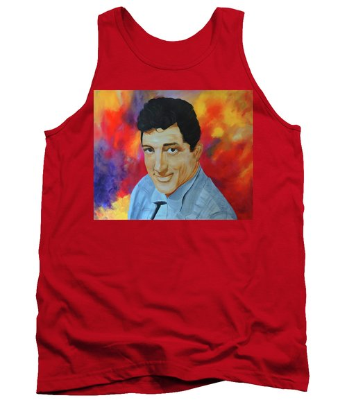 The King Of Cool Tank Top