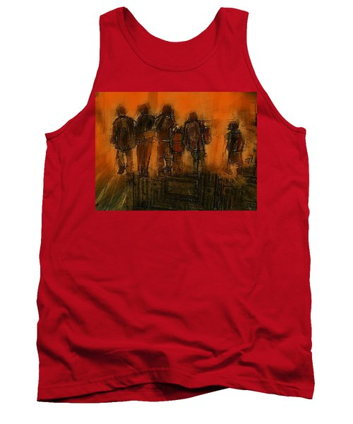 The Knowledge Seekers Tank Top