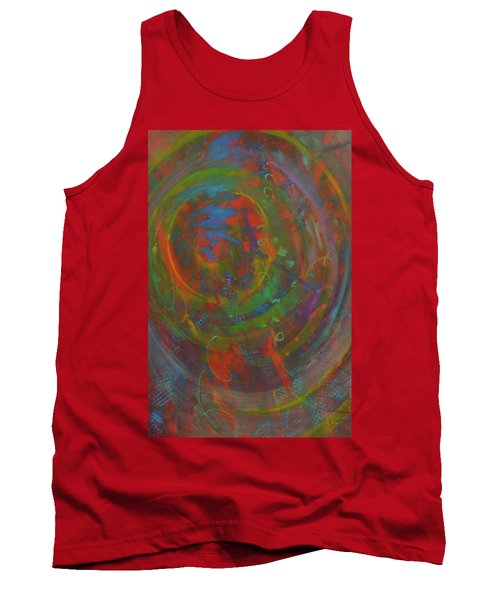 The Lady's Hat  Tank Top
