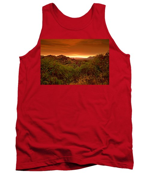 The Land Before Time Tank Top by Paul Svensen