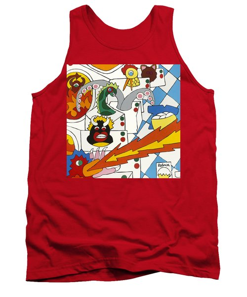 The Laundry Mat Tank Top