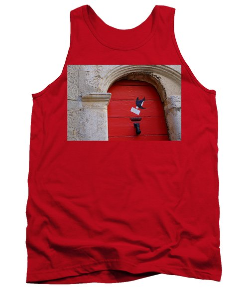 The Letterbox Tank Top
