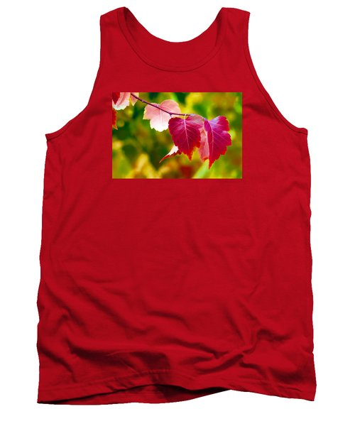 The Little Things That Bring So Much Joy Tank Top by James Steele
