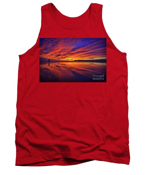 The Lone Photographer Tank Top