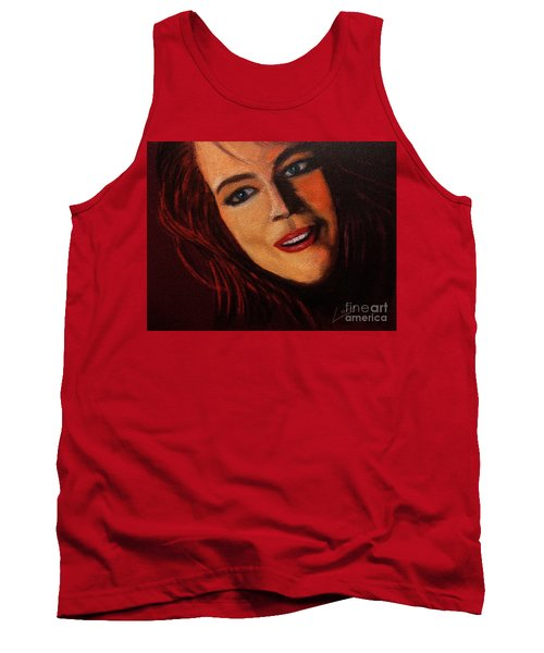 The Look Of Love Tank Top