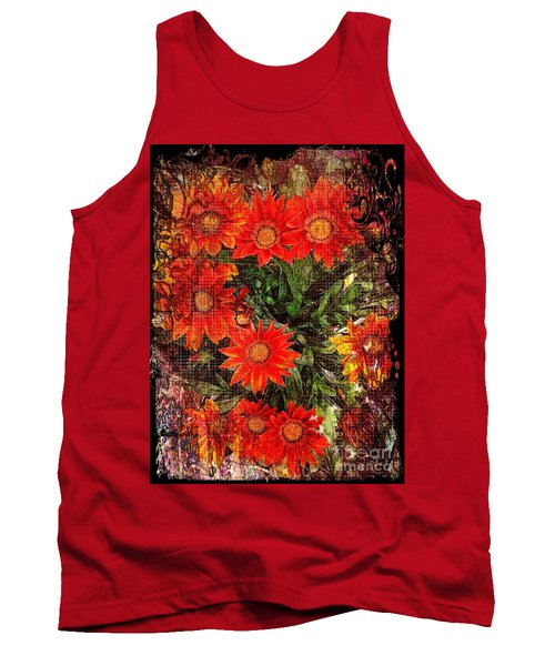 The Magical Flower Garden Tank Top