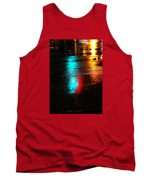 Tank Top featuring the photograph The Memory Lane by Prakash Ghai