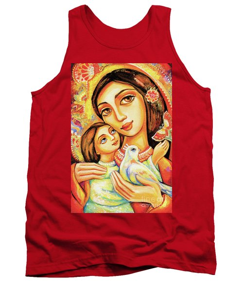 The Miracle Of Love Tank Top