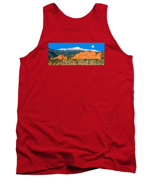 The Most Popular City Park In The U.s. Tank Top