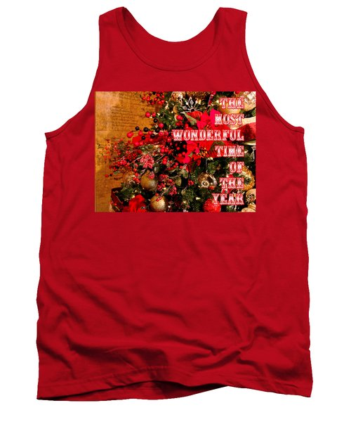 The Most Wonderful Time Of The Year Tank Top