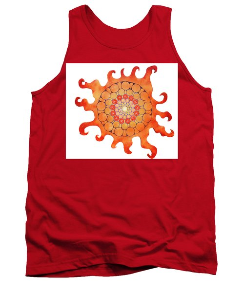 The New Sun Tank Top