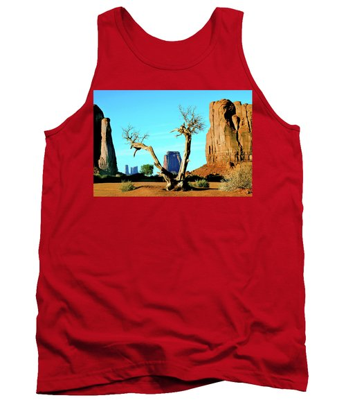 The North Window Tank Top