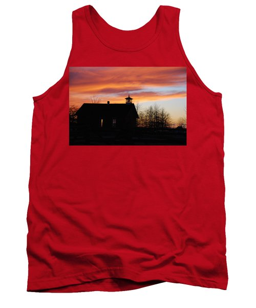 The Old Schoolhouse Tank Top