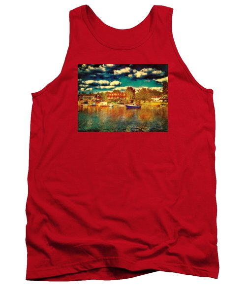 The Other Half Tank Top