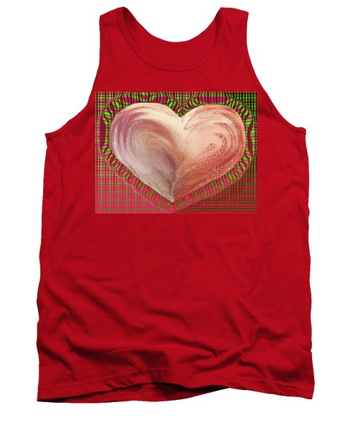 The Passionate Heart Tank Top