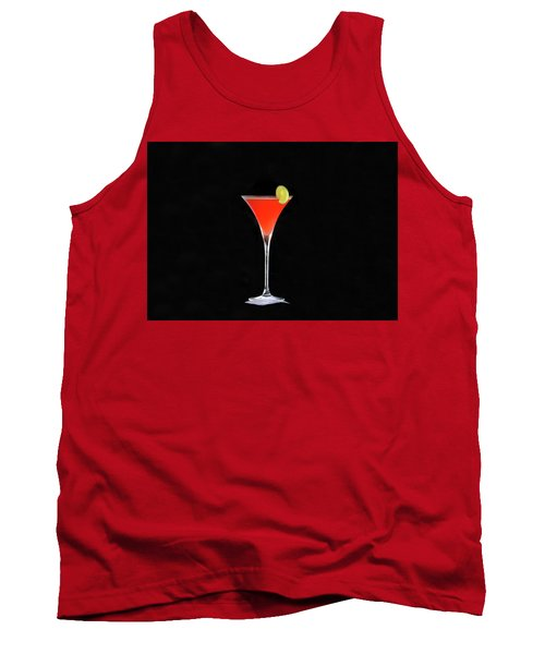 Tank Top featuring the photograph The Perfect Drink by David Lee Thompson