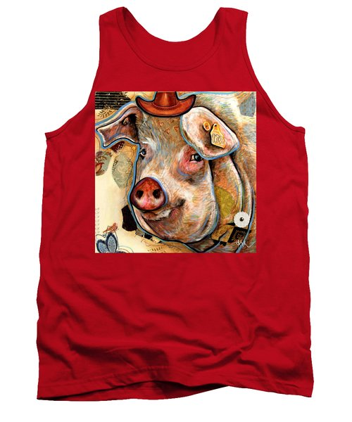 The Pig Tank Top