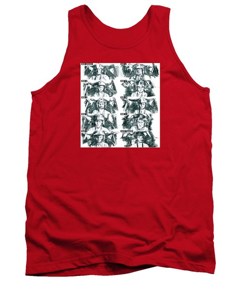 The Pilots Of The Battle Of Yavin  Tank Top
