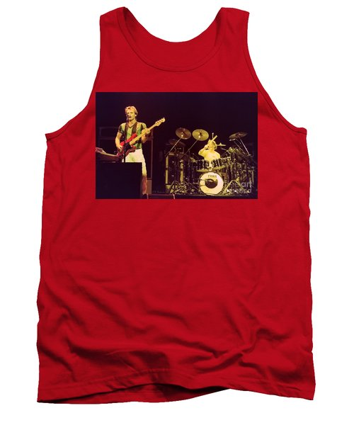 The Police Tank Top