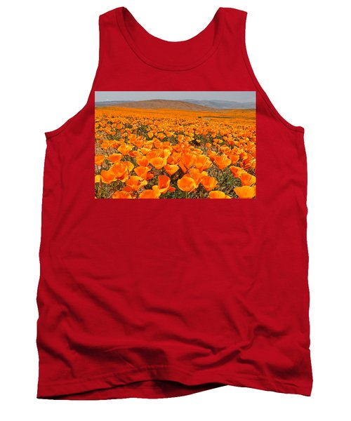 The Poppy Fields - Antelope Valley Tank Top