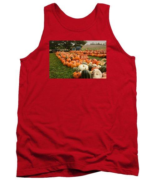 The Pumpkin Farm One Tank Top