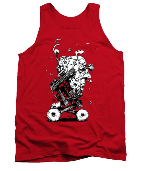 The Ratmobile Tank Top