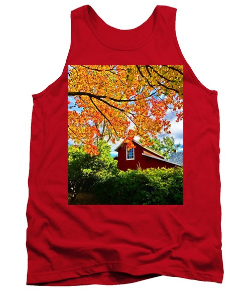 The Red Barn Tank Top