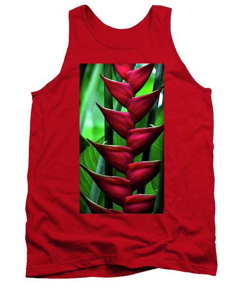 The Red Tank Top
