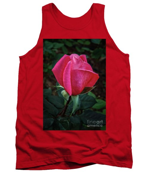 The Rose Bud Tank Top
