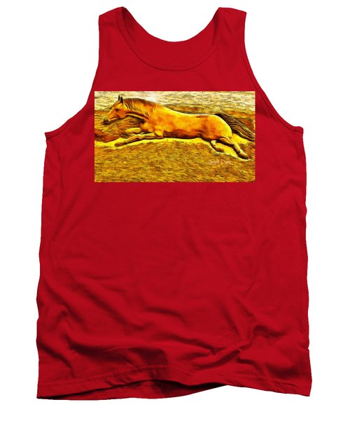 The Sand Horse Tank Top
