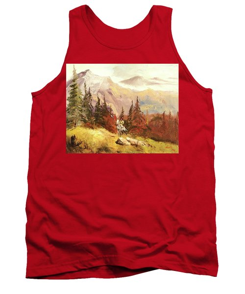 The Scout Tank Top by Alan Lakin